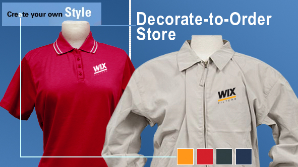 Wix Filters Online Store